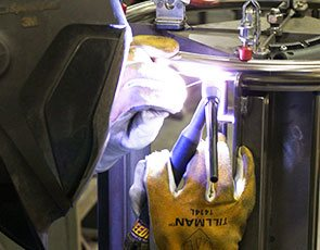 Welding Manufacturing Solutions and Services Milwaukee, Chicago areas