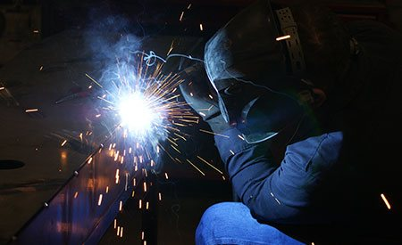 Glenn Hepfner Inc Welding Services offer high quality and production around the clock in our WI facility.