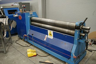 Metal Rolling Equipment for metal processing and sheet cutting
