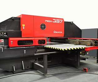 Metal Processing Equipment at GHI Laser | Manufacturing